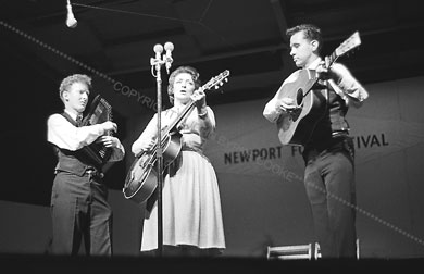 NLCR and Maybelle Carter on guitar