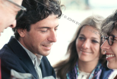 Leonard Cohen, Judy Collins and Friends